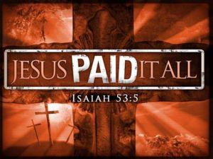 jesus-paid-it-all