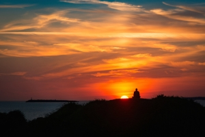 sunset-peace