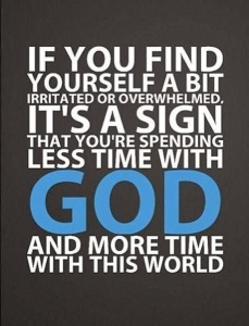 more-time-with-god