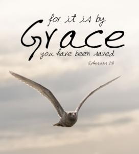 grace saved