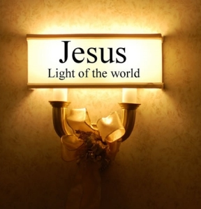 Jesus light of the world