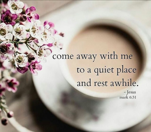 rest quiet