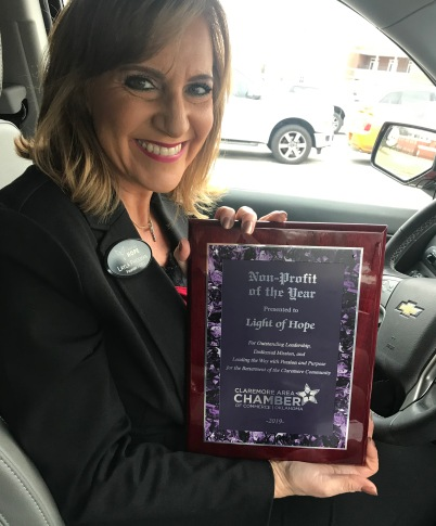 Layla award 2019 nonprofit of the year